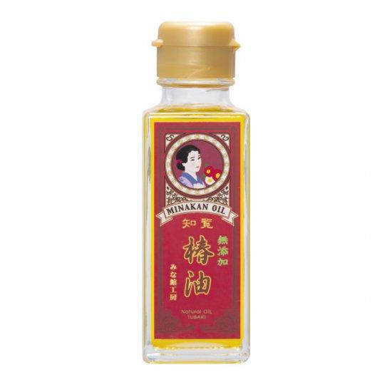 ちらん 椿油